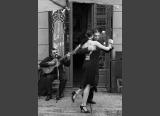 Танго на улицах Буэнос-Айреса
